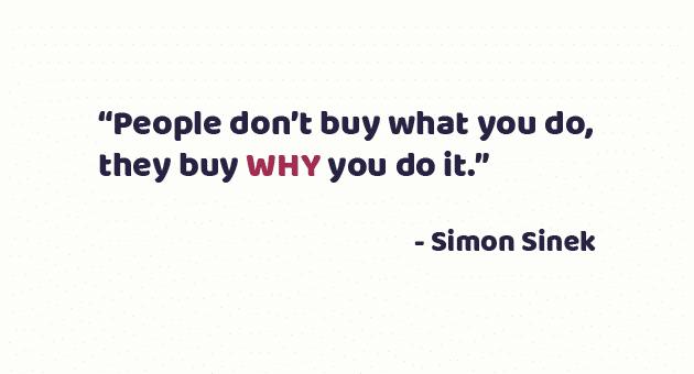 "START WITH WHY | 从""为什么""开始"