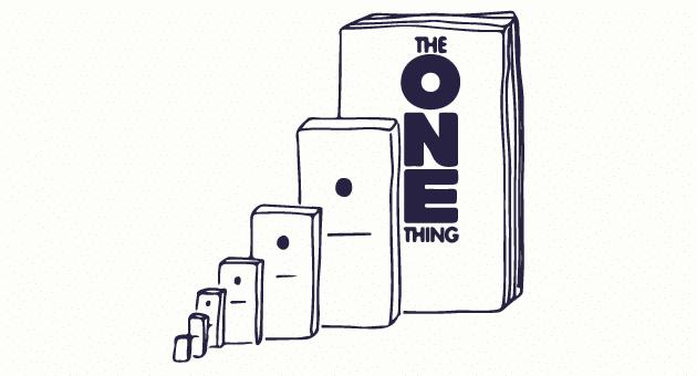 THE ONE THING | 最重要的事只有一件 - 多米诺骨牌